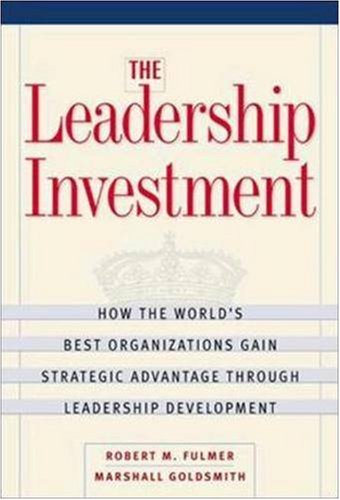 product-leadership-investment
