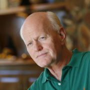 FOR NIKKEI BUSINESS PUBLICATIONS--Executive coach Marshall Goldsmith at his home in Rancho Santa Fe, Calif. Saturday, July 26, 2008. (AP Photo/Denis Poroy)